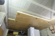 Isolation de lafond de garage R. PARQUER