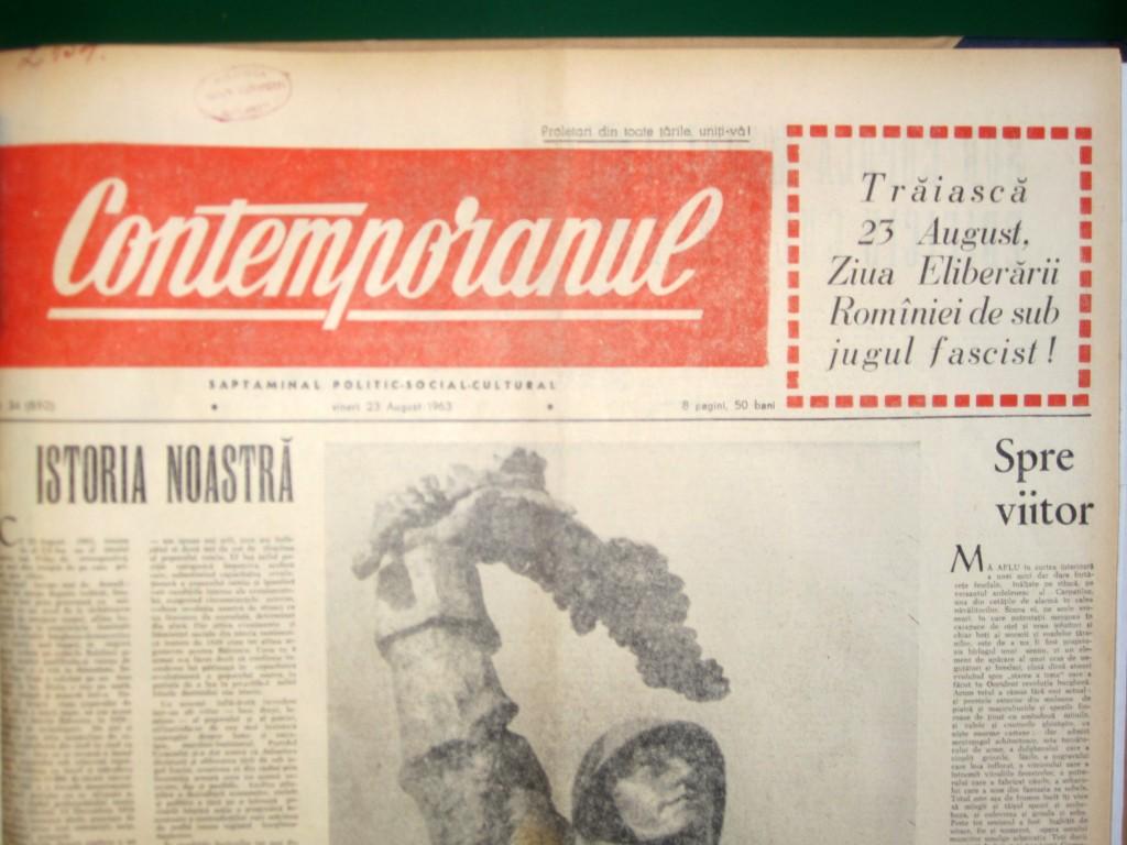 """Imagini pentru revista """"Contemporanul"""" photos"""