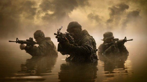 Soldiers are regular people who have been trained to do extraordinary things.