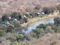 Tlopi tented camp