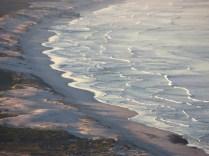 The beach towards Sopiesklip