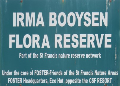 Irma Booysen Reserve