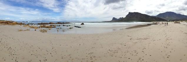 Across False Bay from Pringle Bay