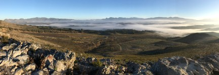 Mist over the Elgin Valley