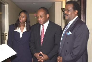 Ronda Lee - Willie Gary - Johnnie Cochran