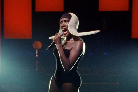 Permalink to: Grace Jones TIFF Documentary