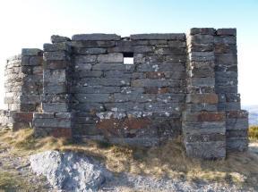 Ruínas da capela de Freitas