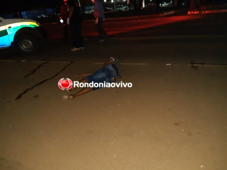 EXECUÇÃO: 'Bodó' é assassinado com cinco tiros próximo da rodoviária