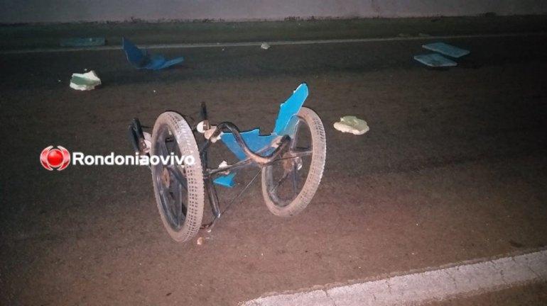 TRAGÉDIA: Picolezeiro morre atropelado por carro na BR-364