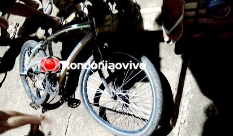 TRÁGICO: Ciclista morre atropelado e motorista bêbado é surrado por populares ao tentar fugir