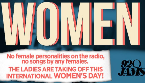 Women's Day at Radio One Baltimore