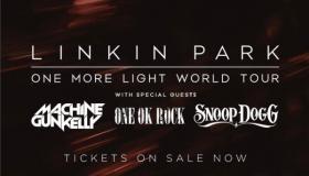 Linkin Park: One More Light World Tour