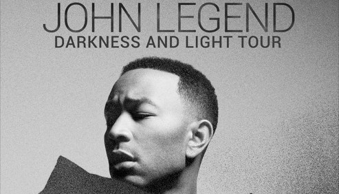 John Legend at the Fox Theater STL