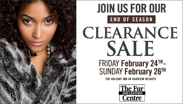 Fur and Leather Center Sale