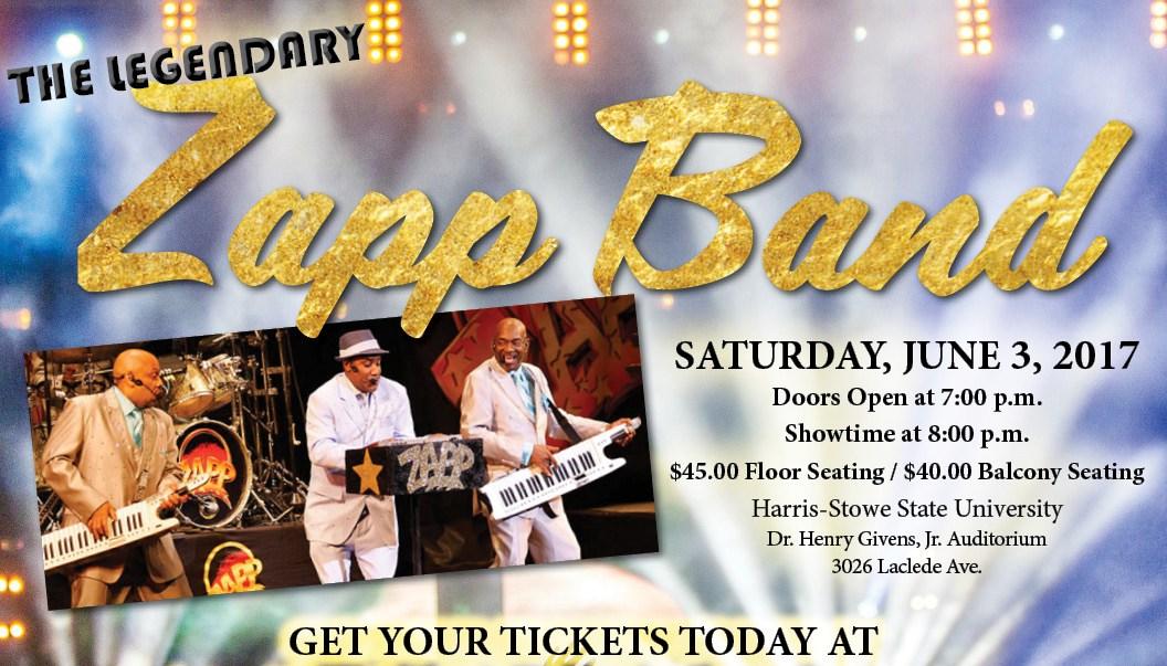 Zapp Band in STL