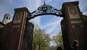 Scenes At Harvard University