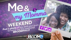 Me and Mommy Weekend