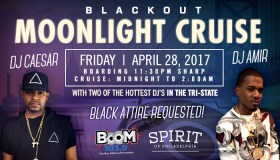 Blackout Moonlight Cruise