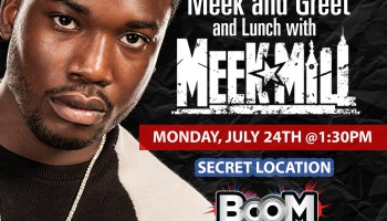 Meek Mill Meet & Greet