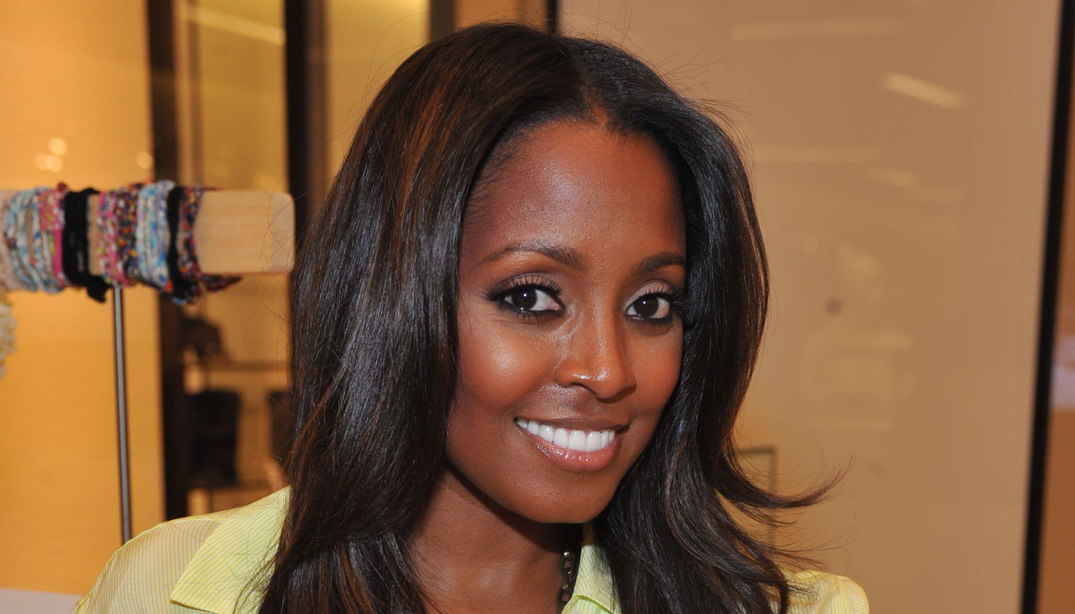 Keshia Knight Pulliam Reveals Her Post Pregnancy Gems Info On Her New Cooking Show Video