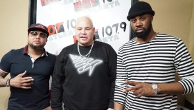 Fat Joe On The Durtty Boyz Show