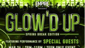 Fresh Empire's Fresh Friday: Black & Glow Party