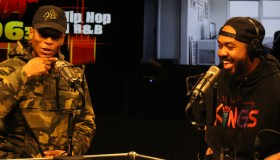 Kevin Ross Interview - Hot 96.3