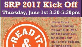 The Summer Reading Program Kick Off