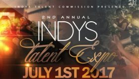 Indy Talent Expo Flyer