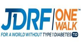 JDRF One Walk Logo