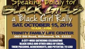 Black Girls Rally