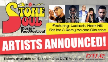 Stone Soul Artist Announcement
