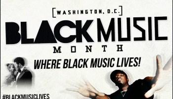 Black Music Month DC