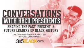 Conversations with HBCU Presidents