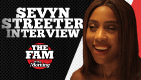 Sevyn Streeter With The Fam