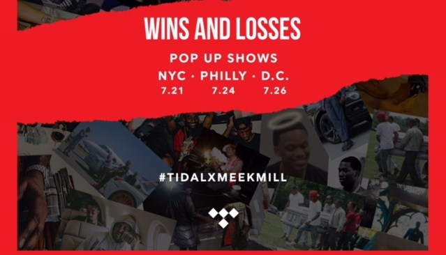 Meek Mill Wins & Losses Concert
