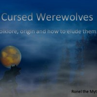 Cursed Werewolves #FolkloreThursday