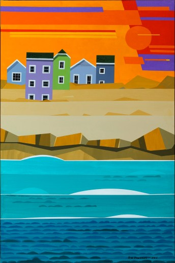 "<span>Beach Houses<br/>No. 2  </span> <span class=""reddot"">     </span>"