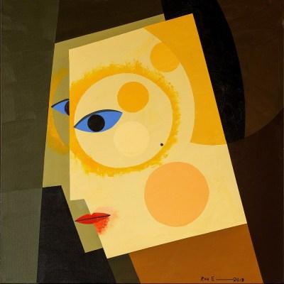 Blue Eyes - Ron Emmerling