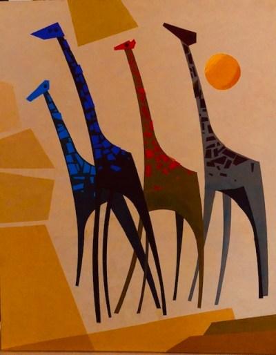 """<span>Giraffes</span> <span class=""""reddot""""></span>"""