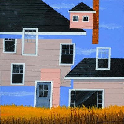 "<span>Plum Island Pink House<br/>(Deconstructed)   </span> <span class=""reddot"">     </span>"
