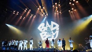 Puff Daddy And Bad Boy Family Reunion Tour At Verizon Center In Washington DC