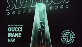 Starboy: Legend of the Fall World Tour