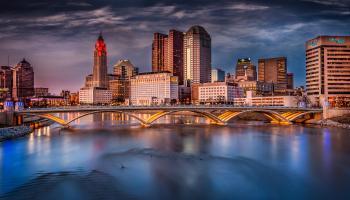 Columbus Sunset