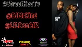 lilD DJ Mr King Street Heat TV
