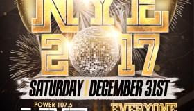 Power NYE at Club Shonterias