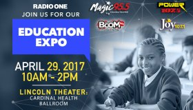 Radio One Education Expo
