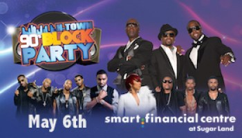 H-town 90's Block Party