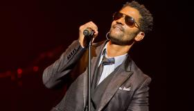 Eric Benet Performs At Le Grand Rex