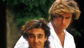 Wham! in the south of France 1984